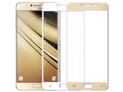 محافظ صفحه نمایش شیشه ای نیلکین سامسونگ Nillkin CP+ Glass Samsung Galaxy C7
