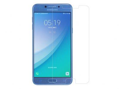 محافظ صفحه نمایش شیشه ای نیلکین سامسونگ Nillkin H+ Pro Glass Samsung Galaxy C5 Pro