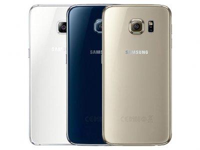 درب پشت Samsung Galaxy S6 Edge Plus