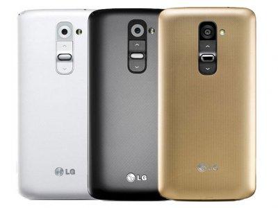 درب پشت LG G2