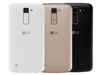 درب پشت LG K10