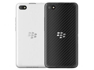 درب پشت  Blackberry Z30