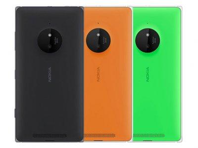 درب پشت Nokia Lumia 830
