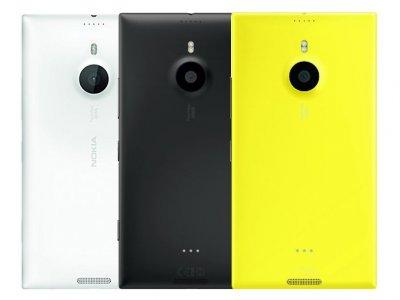درب پشت Nokia Lumia 1520