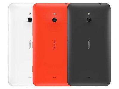 درب پشت Nokia Lumia 1320