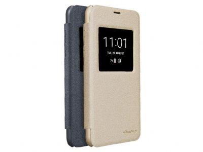 کیف محافظ نیلکین ال جی Nillkin Sparkle Case LG Q6