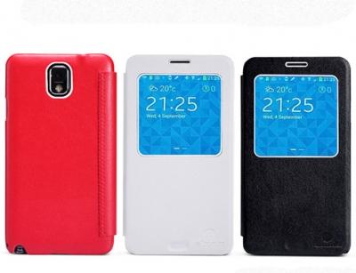 کیف چرمی Samsung Galaxy Note 3 مارک Nillkin