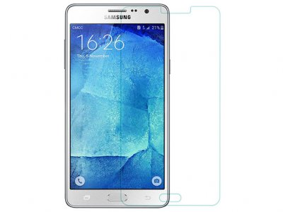 محافظ صفحه نمایش شیشه ای نیلکین سامسونگ Nillkin H Glass Samsung Galaxy On7