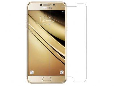 محافظ صفحه نمایش شیشه ای نیلکین سامسونگ Nillkin H+ Pro Glass Samsung Galaxy C5