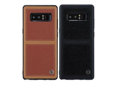 قاب چرمی نیلکین سامسونگ Nillkin Burt Case Samsung Galaxy Note 8