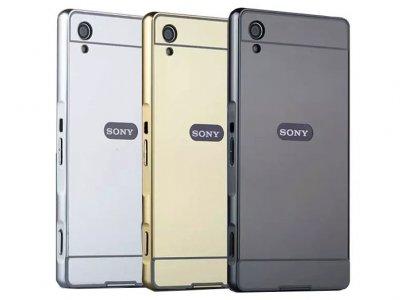 قاب محافظ آینه ای سونی Mirror Case Sony Xperia XA Ultra