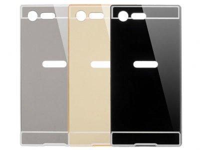 قاب محافظ آینه ای سونی Mirror Case Sony Xperia X Compact