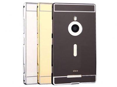 قاب محافظ آینه ای نوکیا Mirror Case Nokia Lumia 925