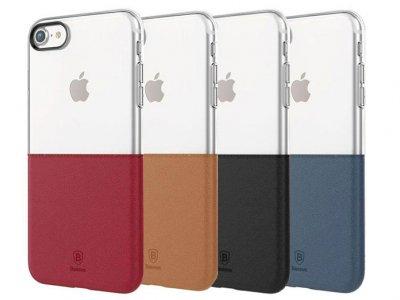 قاب محافظ بیسوس آیفون Baseus Half To Half Case iPhone 7/8