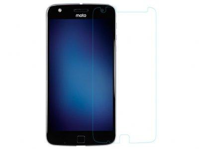 محافظ صفحه نمایش شیشه ای موتورولا Glass Screen Protector Motorola Moto Z Play
