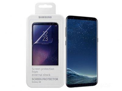 محافظ صفحه نمایش ضد شوک اصلی سامسونگ Samsung Galaxy S8 Screen Protector