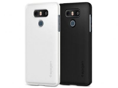 قاب محافظ اسپیگن ال جی Spigen Thin Fit Case LG G6