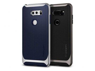قاب محافظ اسپیگن ال جی Spigen Neo Hybrid Case LG V30