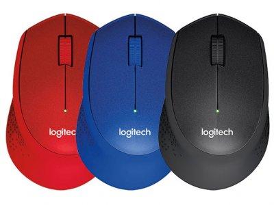 موس بی سیم لاجیتک Logitech M330 Silent Plus Wireless Mouse