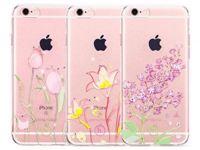 محافظ ژله ای طرح دار هوکو آیفون Hoco Super Star Series Apple iPhone 6/6s