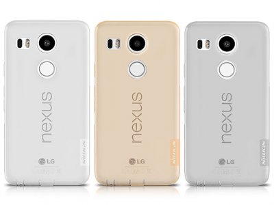 محافظ ژله ای نیلکین ال جی Nillkin TPU Case LG Nexus 5X
