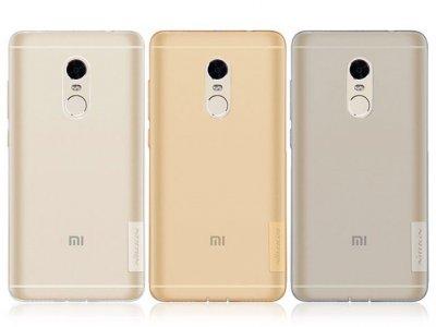 محافظ ژله ای نیلکین شیائومی Nillkin TPU Case Xiaomi RedMi Note 4