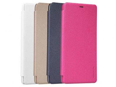 کیف نیلکین شیائومی Nillkin Sparkle Leather Case Xiaomi Redmi Note 3