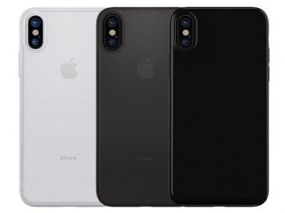 محافظ ژله ای اسپیگن آیفون Spigen AirSkin Case Apple iPhone X