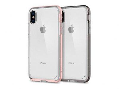 قاب محافظ اسپیگن آیفون Spigen Neo Hybrid Crystal Case Apple iPhone X