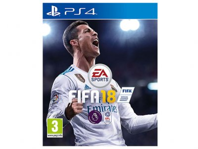 بازی فیفا 18 مخصوص پلی استیشن 4 FIFA 18 Standard Edition PS4 Game