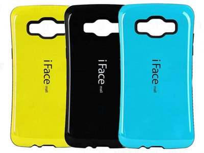 قاب محافظ آی فیس سامسونگ iFace mall Case Samsung Galaxy A7