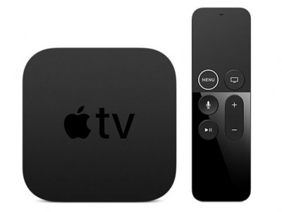 اپل تی وی نسل چهارم Apple TV 4th Generation Set Top Box 64GB