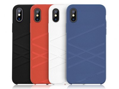 قاب محافظ آیفون Nillkin Liquid Silicone Flex Case Apple iPhone X