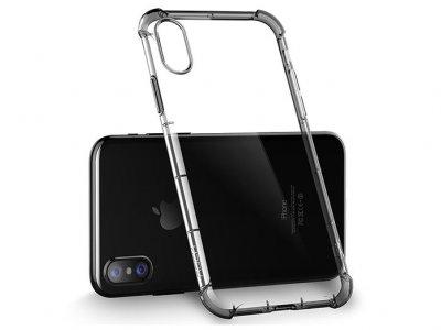قاب محافظ راک آیفون Rock Fence Pro Case Apple iPhone X
