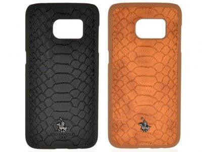 قاب محافظ چرمی پولو سامسونگ Polo Knight Case Samsung Galaxy S7