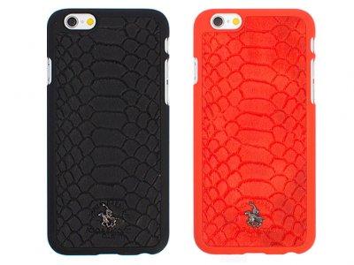 قاب محافظ چرمی پولو آیفون Santa Barbara Knight Case Apple iPhone 6/6S