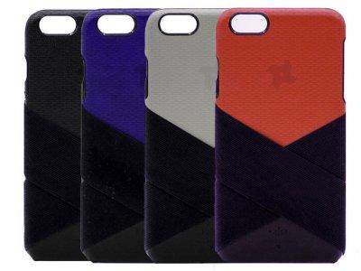 قاب محافظ کجسا آیفون Kajsa Ninja Pocket Case Apple iPhone 6 Plus/6s Plus