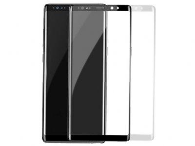 محافظ صفحه نمایش شیشه ای بیسوس سامسونگ Baseus 3D Arc Glass Screen Protector Samsung Galaxy Note 8