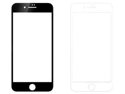 محافظ صفحه نمایش شیشه ای آیفون MRYES 3D Glass Apple iPhone 8 Plus
