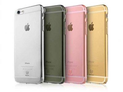 قاب محافظ شیشه ای بیسوس آیفون Baseus Sky Case Apple iPhone 6/6s