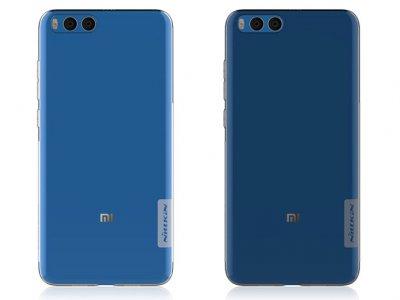محافظ ژله ای نیلکین شیائومی Nillkin TPU Case Xiaomi Mi Note 3
