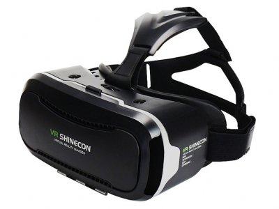 عینک واقعیت مجازی شاین کن VR Shinecon II 3D Virtual Reality Glasses