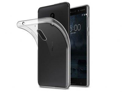 محافظ ژله ای 5 گرمی نوکیا Nokia 6 Jelly Cover 5gr