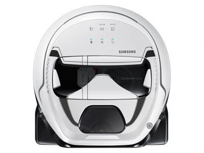جارو برقی رباتیک سامسونگ Samsung Powerbot Stormtrooper Star Wars Edition Vacuum