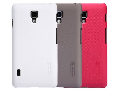قاب محافظ نیلکین ال جی Nillkin Frosted Shield Case LG Optimus F7