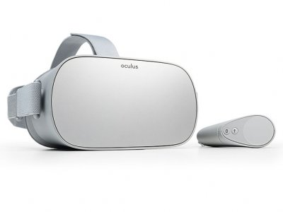 هدست واقیت مجازی آکیولس گو Oculus Go Virtual Headset