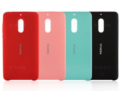 قاب محافظ سیلیکونی نوکیا Silicone Cover Nokia 5