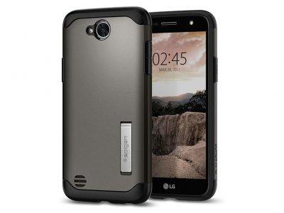 قاب محافظ اسپیگن ال جی Spigen Slim Armor Case LG X Power 2