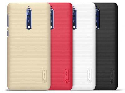 قاب محافظ نیلکین نوکیا Nillkin Frosted Shield Case Nokia 8