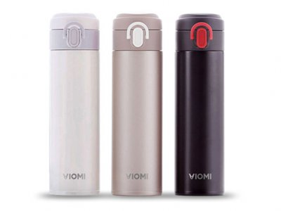 فلاسک وکیوم دوکاره شیائومی Xiaomi Viomi Thermos Cup 300ml